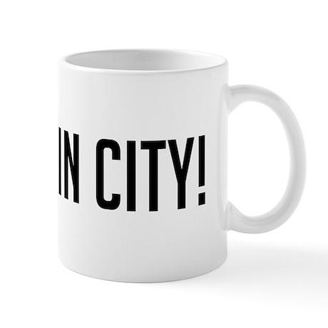 Go Raisin City Mug