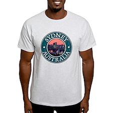 Sidney, AU - Distressed T-Shirt