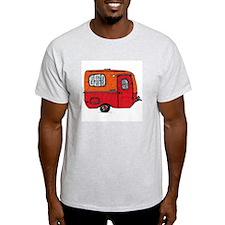 Cute orange boler camper T-Shirt