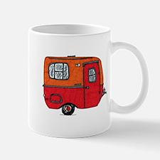 Cute orange boler camper Mug