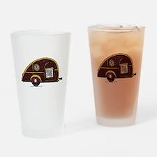 Teardrop Drinking Glass
