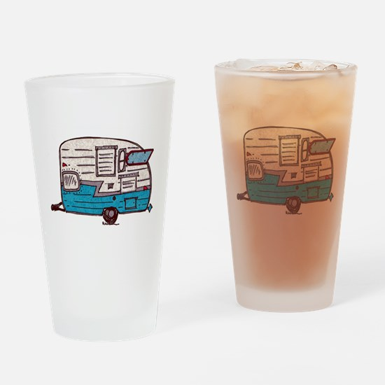 Shasta Airflyte Drinking Glass