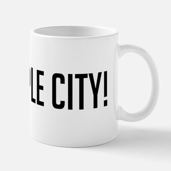 Go Temple City Mug
