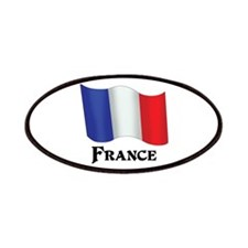 Flag of France Patches