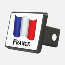 Flag of France Hitch Cover