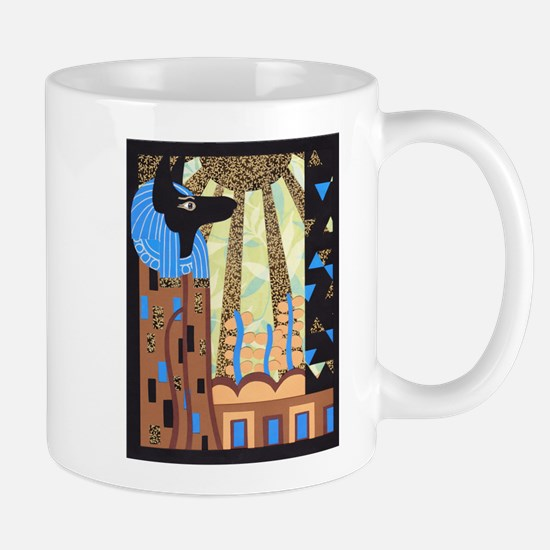 Klimts Anubis Mug