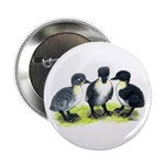 "Blue Swedish Ducklings 2.25"" Button (100 pack"