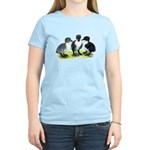 Blue Swedish Ducklings Women's Light T-Shirt