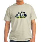 Blue Swedish Ducklings Light T-Shirt