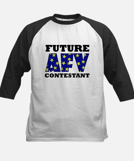 Future AFV Contestant LT Kids Baseball Jersey