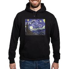 Vincent van Gogh, Starry Night Hoodie