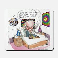 Pat Robertson Marijuana Mousepad