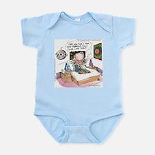 Pat Robertson Marijuana Infant Bodysuit