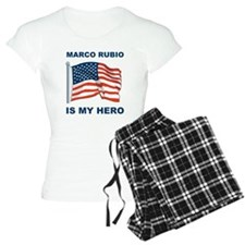marco rubio is my hero.png Pajamas