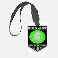 royal oz air corp Luggage Tag