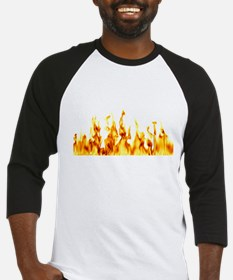 I Survived the Wildfire Baseball Jersey