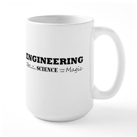 Engineering Definition Large Mug