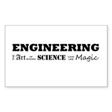 Engineering Definition Bumper Stickers