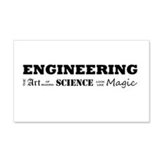 Engineering Definition Wall Decal