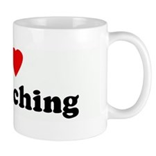 I Love Geocaching Mug