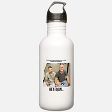 Major and Beau Water Bottle