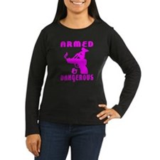 GIRLS AND GUNS T-Shirt