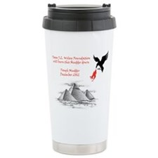 J.L. Wiley Foundation Tough Mudder Gear Travel Mug