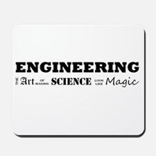 Engineering Defined Mousepad