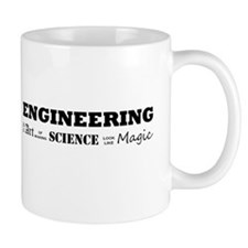 Engineering Defined Small Mug