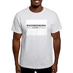 Engineering Defined Light T-Shirt
