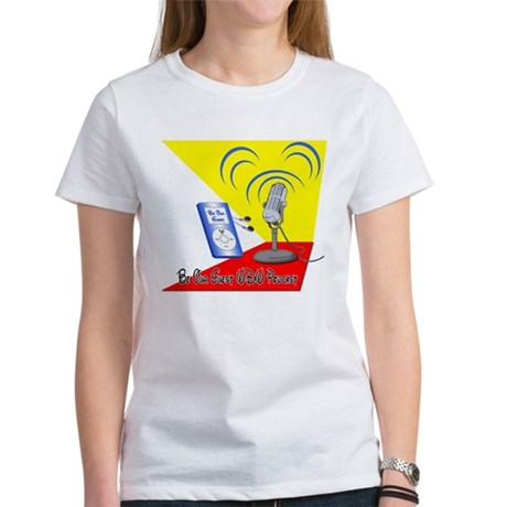 Be Our Guest WDW Podcast Logo Women's T-Shirt