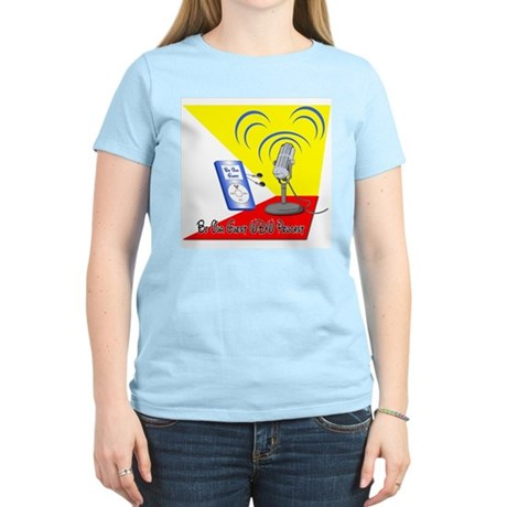 Be Our Guest WDW Podcast Logo Women's Light T-Shir
