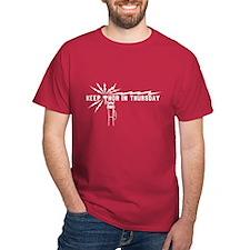 Keep Thor In Thursday T-Shirt