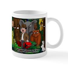 Nature Abhors This Cartoon Mug