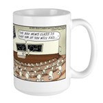 Sperm 101 Large Mug