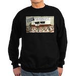 Sperm 101 Sweatshirt (dark)