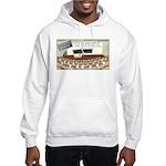 Sperm 101 Hooded Sweatshirt