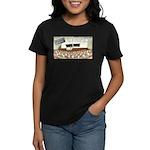 Sperm 101 Women's Dark T-Shirt