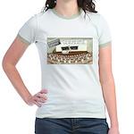Sperm 101 Jr. Ringer T-Shirt