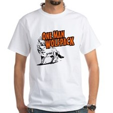 One Man Wolfpack Shirt