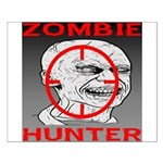 Zombie Hunter Small Poster