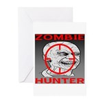 Zombie Hunter Greeting Cards (Pk of 20)