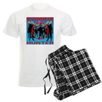 Zombie Hunter Men's Light Pajamas