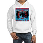 Zombie Hunter Hooded Sweatshirt
