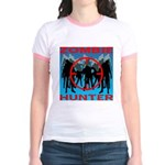 Zombie Hunter Jr. Ringer T-Shirt