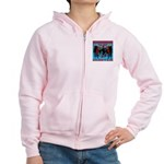 Zombie Hunter Women's Zip Hoodie