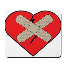 Heart Fixer Mousepad