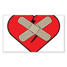 Heart Fixer Decal