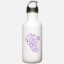 Grape Traipse Water Bottle