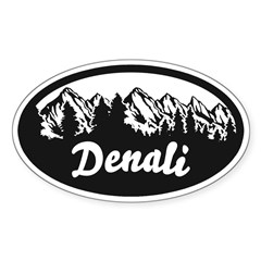 Denali Natl Park Decal